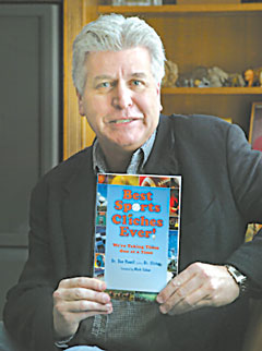 Dr. Cliche, Author, Don Powell